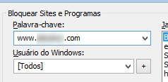 Como bloquear sites em todos os navegadores