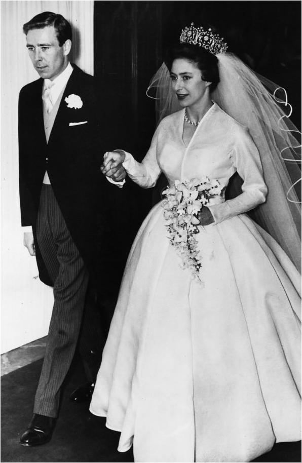 Three Royal May Brides 1960s Style
