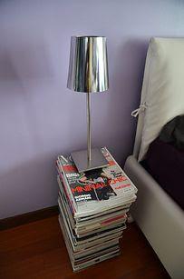 Lumang diyaryo at magazines