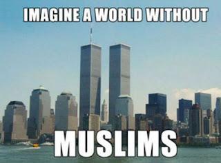 Membayangkan Dunia Tanpa Kaum Muslim
