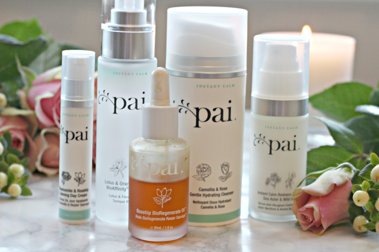 Brand Overview – Pai Skincare the sensitive skin experts