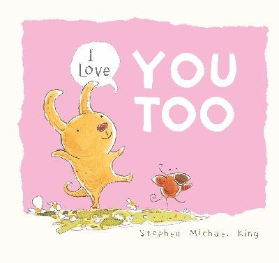 Kids Book Review Review I Love You Too