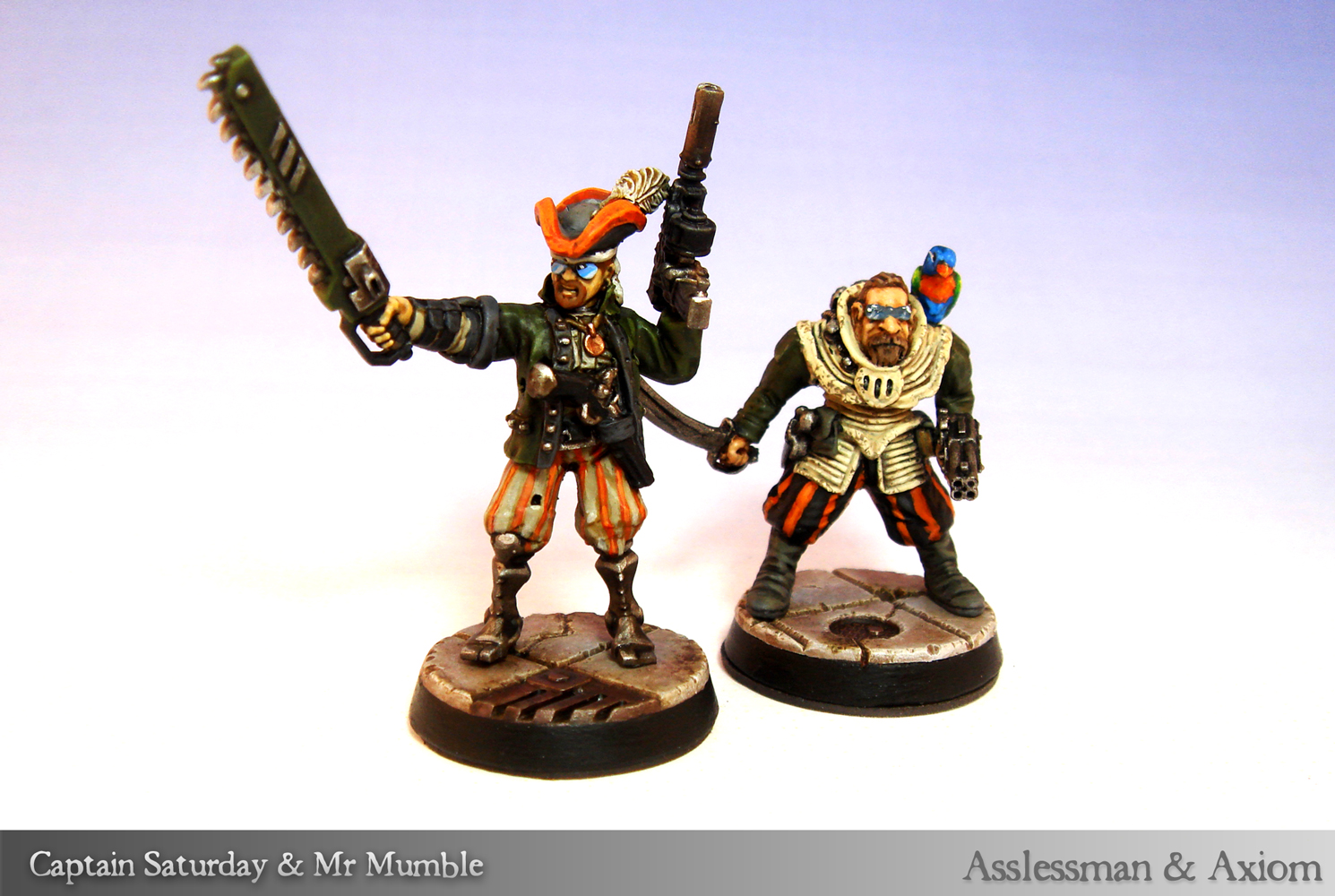 Mr saturday 39 s mumblings space pirates captain saturday - Monsieur pirate ...
