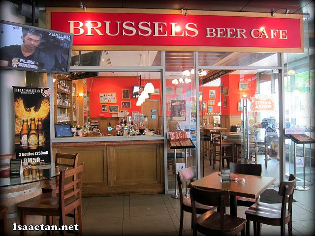 Brussels Beer Cafe Menara Hap Seng