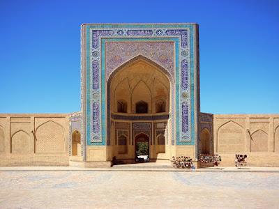 Le Chameau Bleu - Voyage en Ouzbékistan -10 choses à savoir