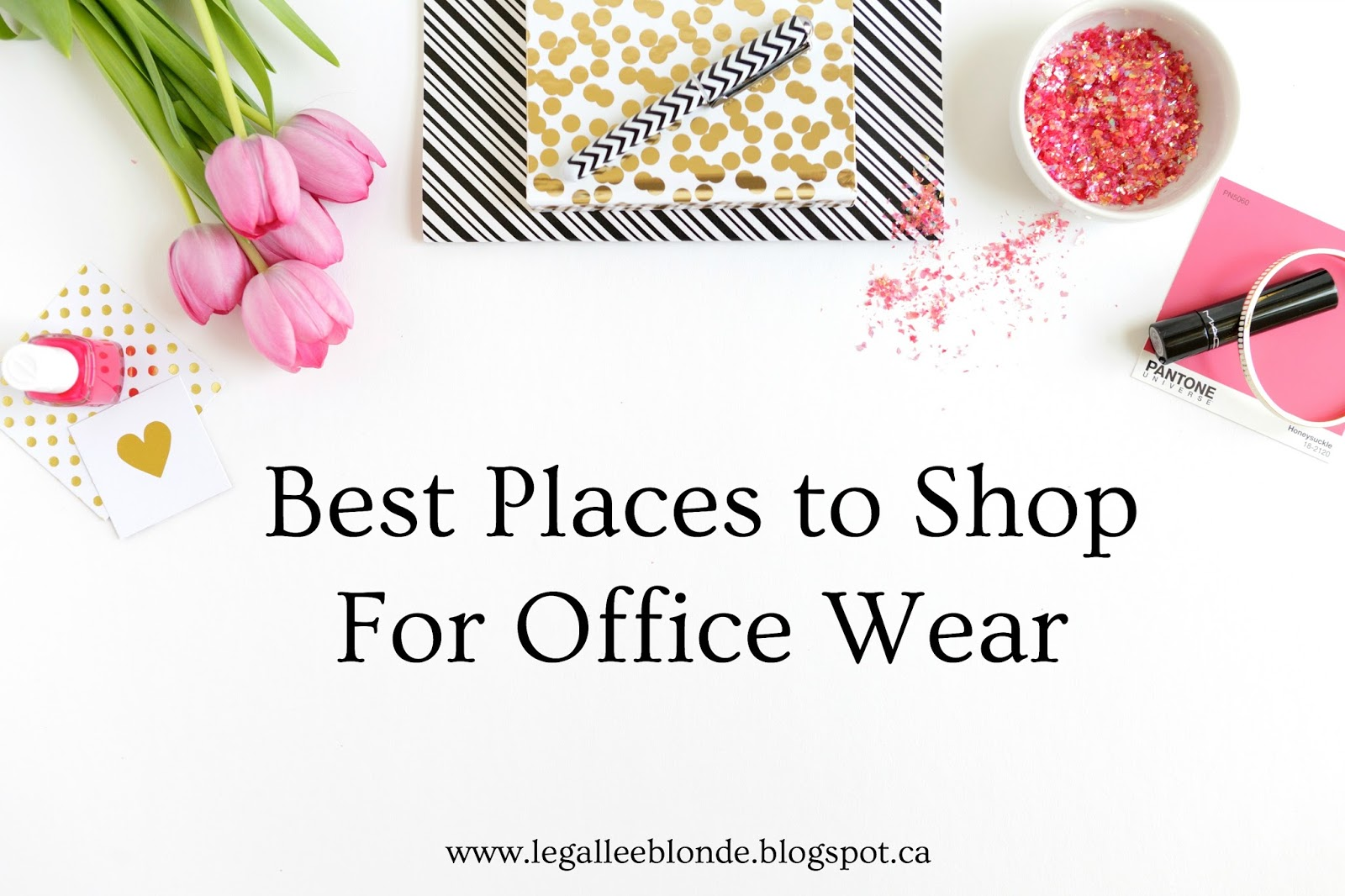 best stores for womens work wear