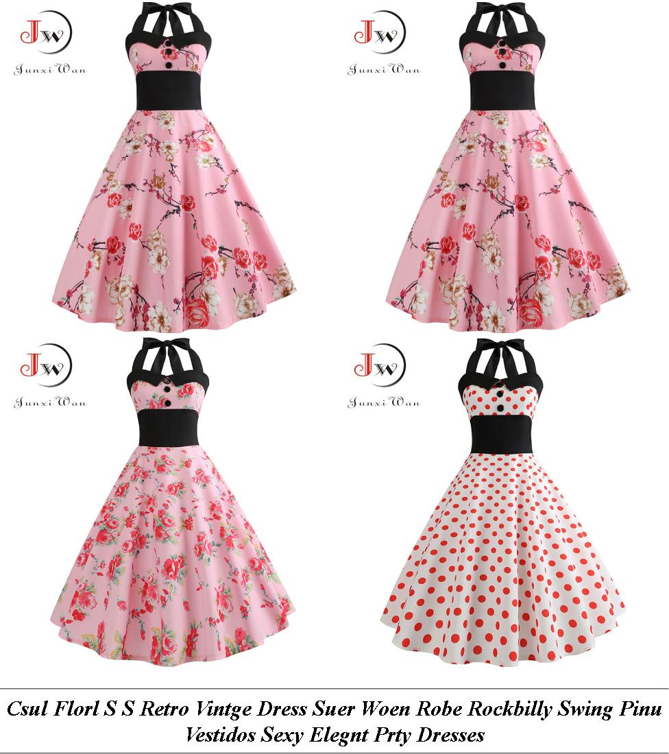 Flower Girl Dresses - Clothing Sales - Polka Dot Dress - Cheap Ladies Clothes
