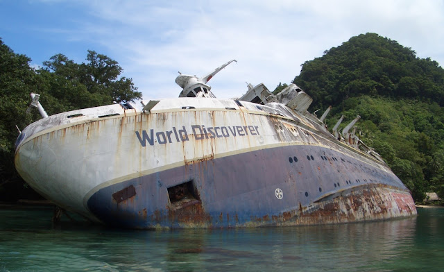 Twelve of the most iconic shipwrecks you can still visit