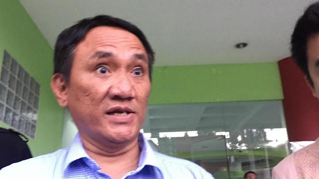 Terkait Buzzer, Andi Arief Mengaku sebagai Alumni Sambhar