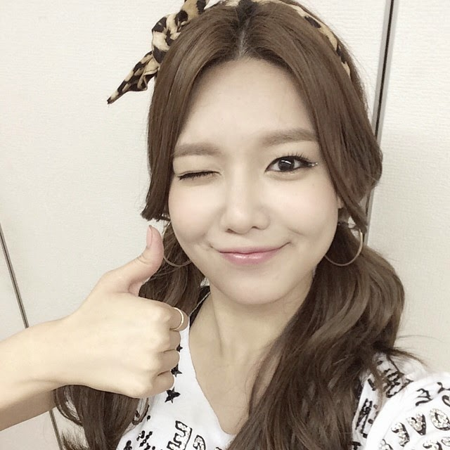 Sooyoung Instagram Account