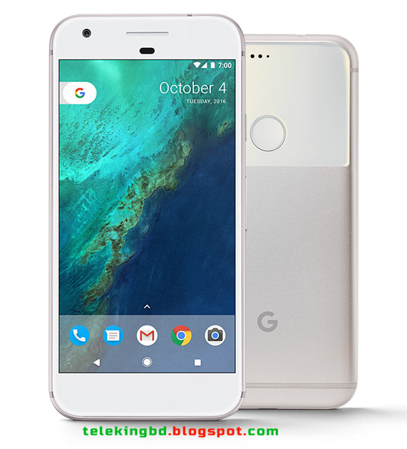 Google Pixel & Pixel XL Android Phone Specification,Review & Price In Bangladesh
