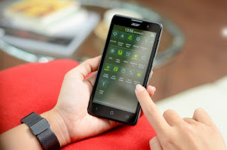 Smartphone Android 4G Canggih | Smartphone Acer terbaru