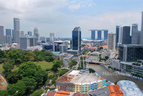 Review of Novotel Clarke Quay Hotel Singapore