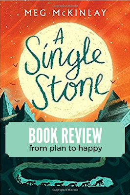 In A Single Stone, a middle grade novel, McKinlay tells the story of Jena, who lives in a village that was cut off by a rock slide generations ago. Without access to other fuel, their village relies on the smallest and most lithe young girls to venture into the tunnels of the mountain in order to harvest precious mica.