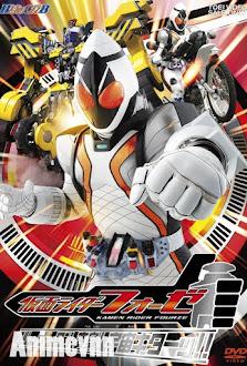 Kamen Rider Fourze - Siêu Nhân Kamen Rider Fourze 2012 Poster