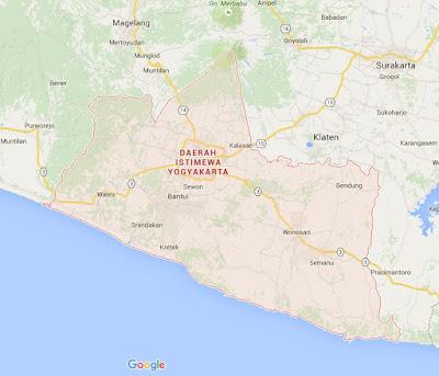 Objek dan Tempat Wisata di Jogja - DIY Yogyakarta