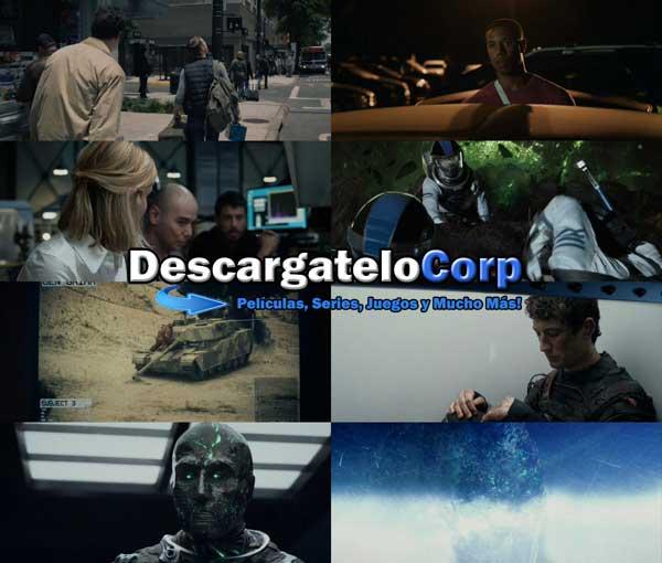 Los 4 Fantasticos DVDRip Latino