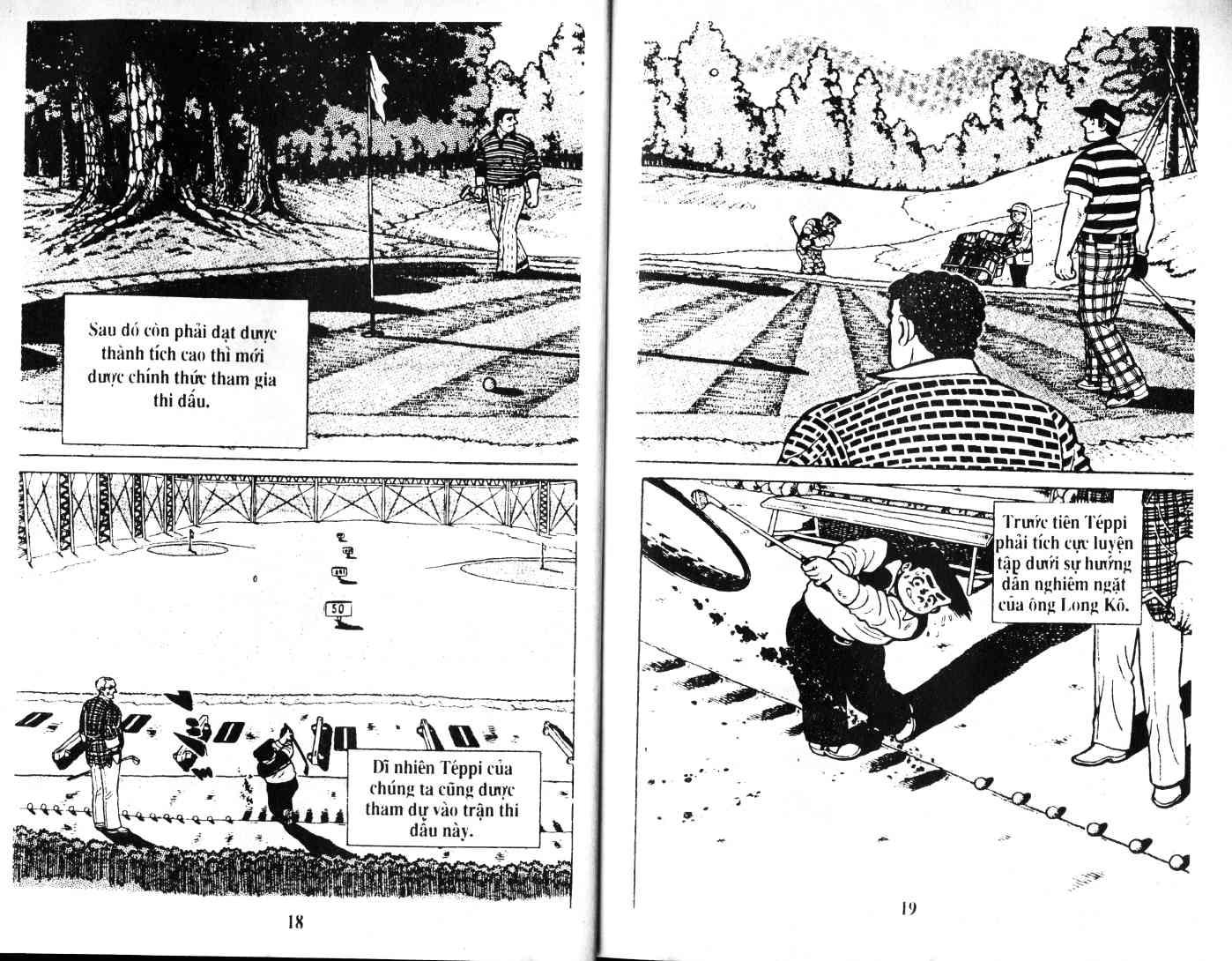 Ashita Tenki ni Naare chapter 35 trang 8