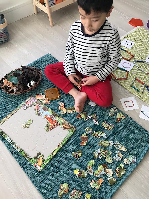 Larsen Puzzles