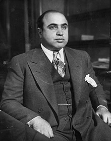 Al Capone worked for Yale in the bar he opened on Coney Island