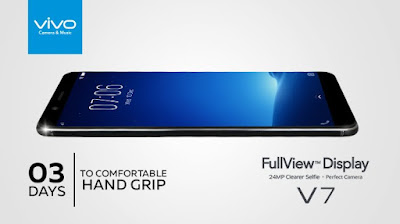 HP Vivo V7 Full View
