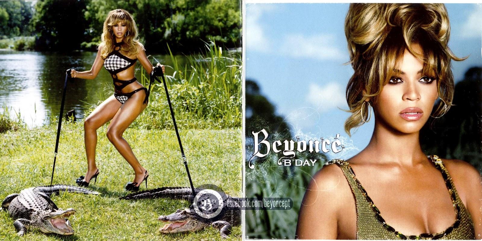 [ALBUM] B'Day (Standard Edition) ~ Beyoncé Encartes