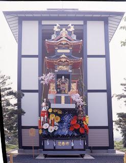 花巻開町400年祭記念山車