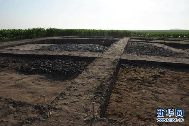 Well preserved early kiln site unearthed in NE China
