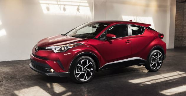 2018 Toyota C-HR New Review, Design, Ratings, Specs, Prices, and Photos
