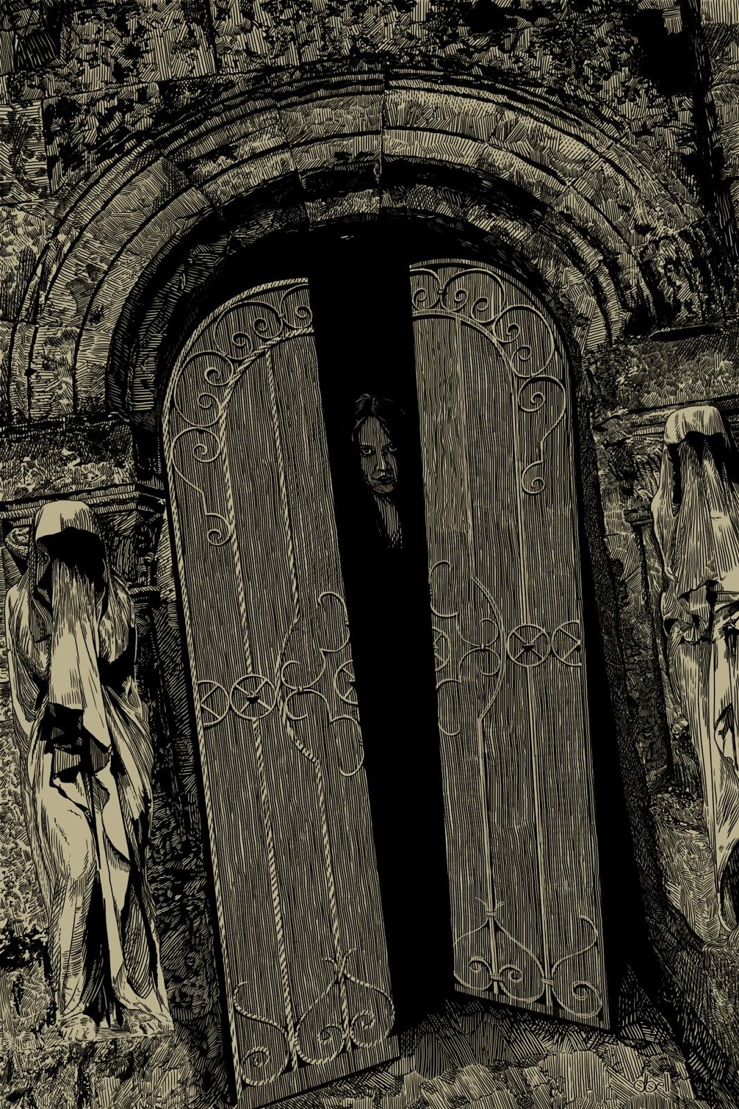 Mausoleum Doors from Dracula\u0027s Guest & doug-buddy: Mausoleum Doors from Dracula\u0027s Guest Pezcame.Com