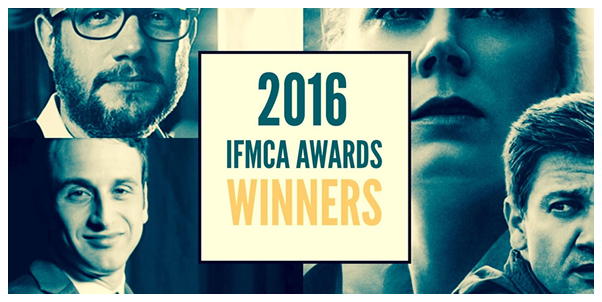 International Film Music Critics Association Winners Announced!