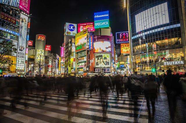 Friday Night in Tokyo