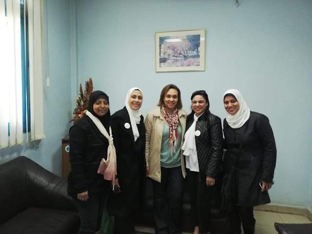 انطلاق قافلة الخيرمن جمعية سحر الحياة إلي المستشفيات ودور المسنين