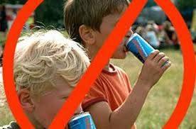 Ενεργειακά ποτά και παιδιά