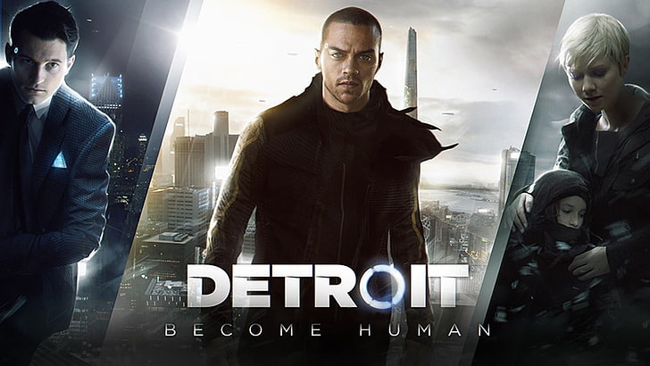 this is an one of the most popular action with adventure video game developed by Quantic  Detroit Become Human Free Download PC Game- CODEX