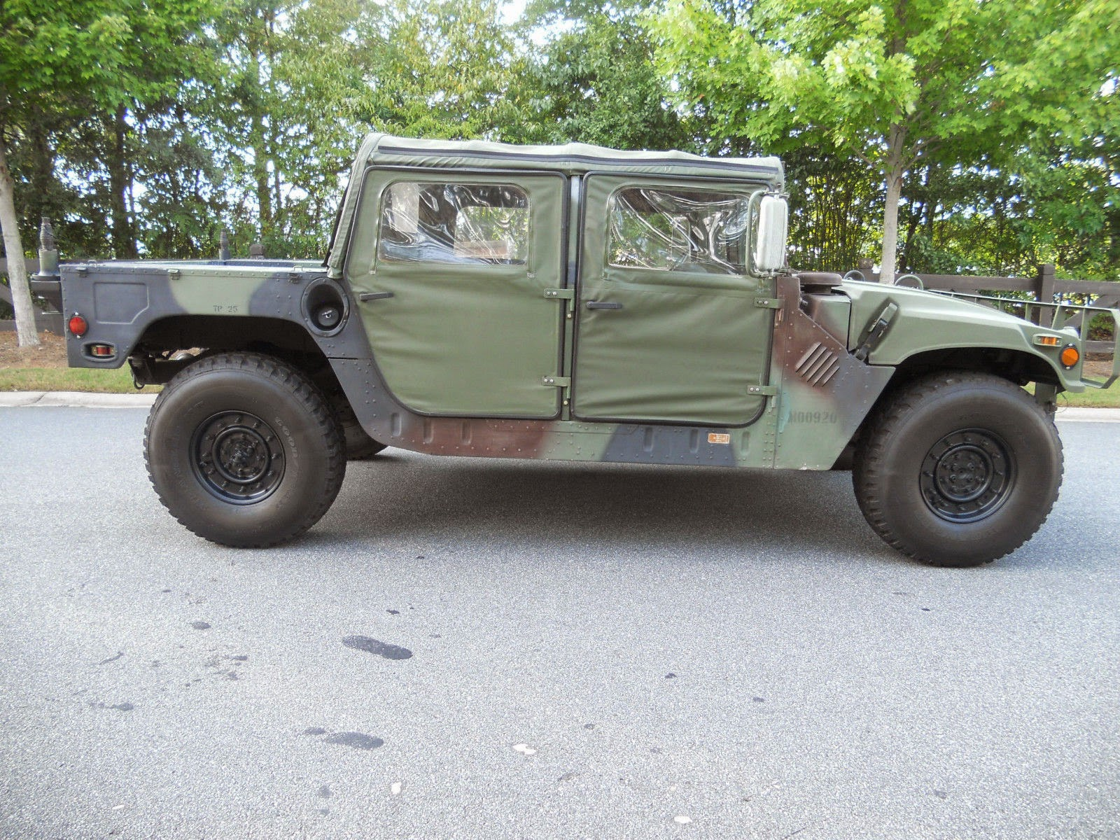 Military Humvee For Sale on Custom Jeep Kaiser M715