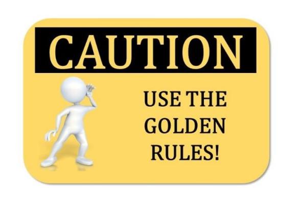golden rules pertamina