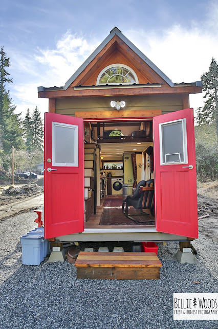 Willow Tiny House