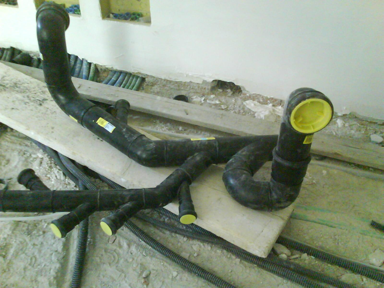 Isolamento Acustico Scarichi Bagno tubi geberit scarico - adlowl