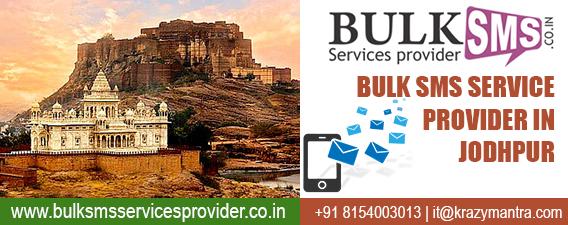 Bulk Sms Service Provider In Jodhpur