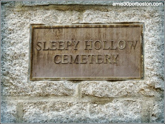 Cementerio de Sleepy Hollow en Concord