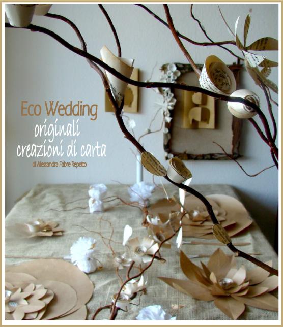 dettagli home decor Eco Wedding