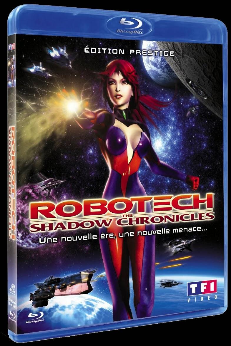 Universemovies robotech las cr nicas de la sombra 2006 - Robotech 1080p ...