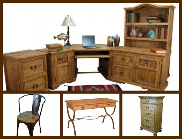 best buy rustic office furniture Houston TX for sale cheap