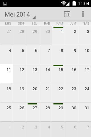 Penanda hari libur nasional