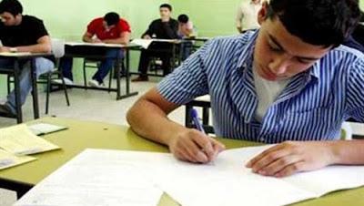 ننشر جدول إمتحانات الصف الاول والثانى الثانوى بالاسكندرية 2017 الفصل الدراسى الاول