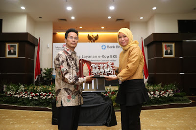 Telkom Dukung BKE Kembangkan Aplikasi E-Koperasi untuk Nasabah Koperasi