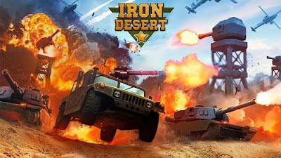 Iron Desert – Fire Storm