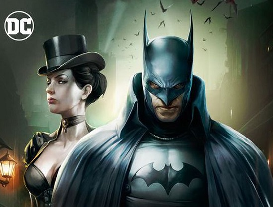 Batman: Gotham by Gaslight (Batman: Gotham a Luz de Gas)
