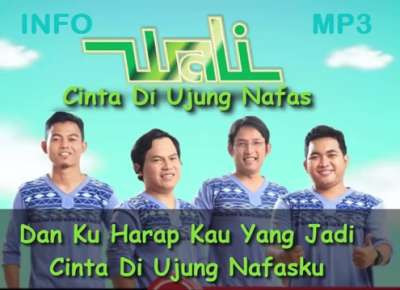 Lagu Wali Band Cinta di Ujung Nafas Mp3